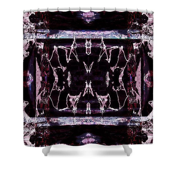 Spirits Rising 1 Shower Curtain
