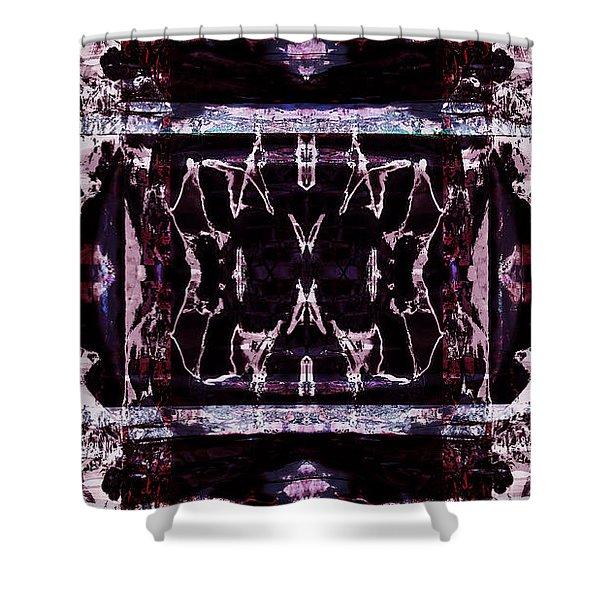 Spirits Rising 1 Shower Curtain