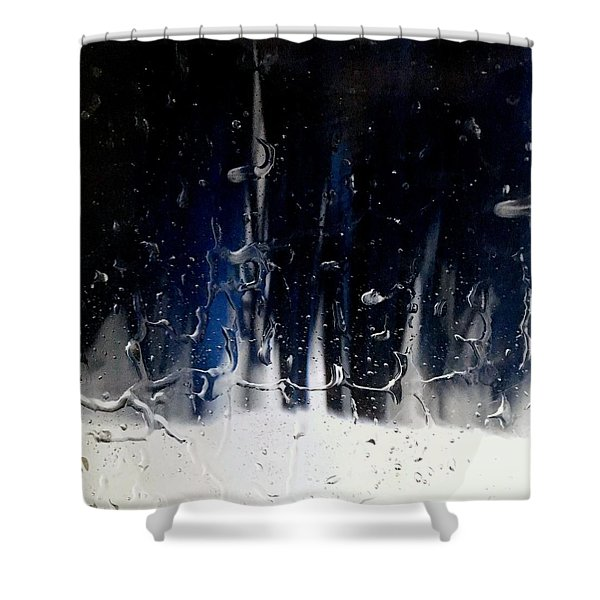 At The Car Wash 16 Shower Curtain
