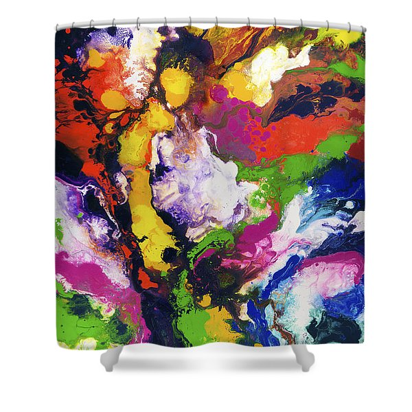 At The Heart Of It Shower Curtain