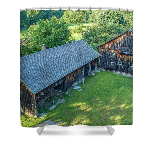 Atwood Farm Shower Curtain