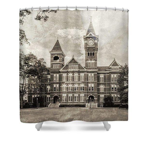 Auburn University Samford Hall - #4 Shower Curtain
