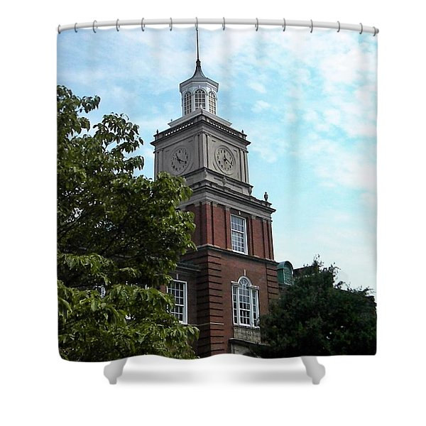 Austin Peay State University Shower Curtain