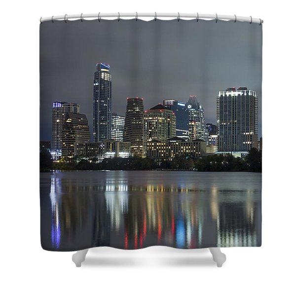 Austin Reflections Shower Curtain