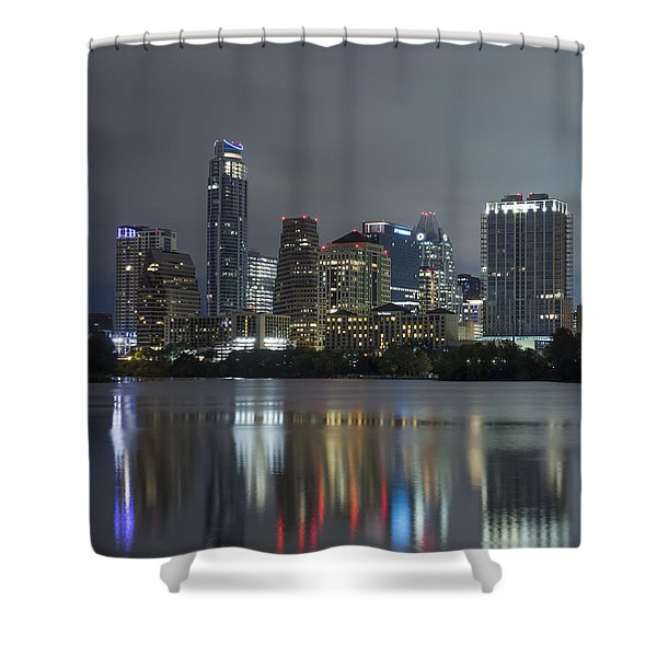 Austin Reflections Shower Curtain