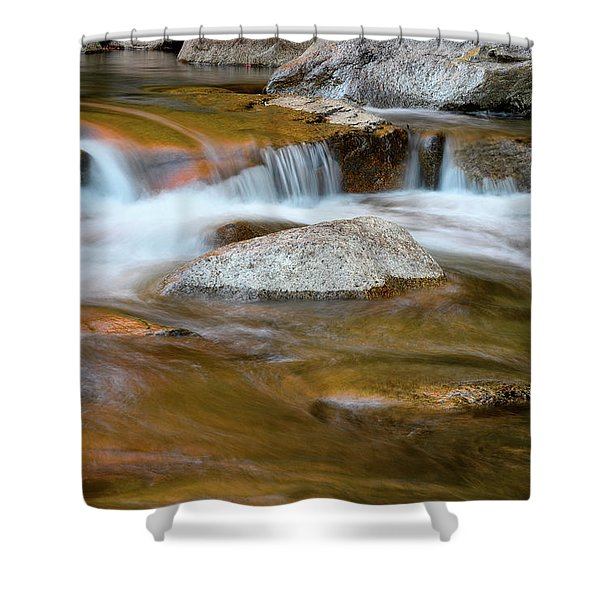 Autumn Cascade Nh Shower Curtain