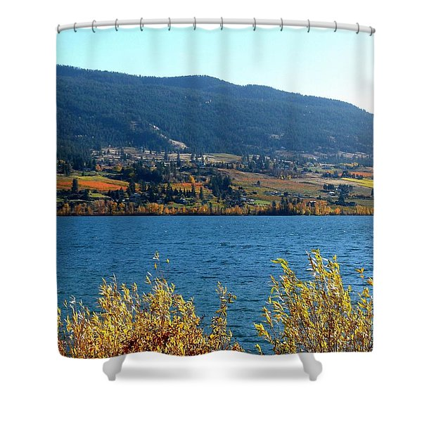 Autumn In Oyama 2 Shower Curtain