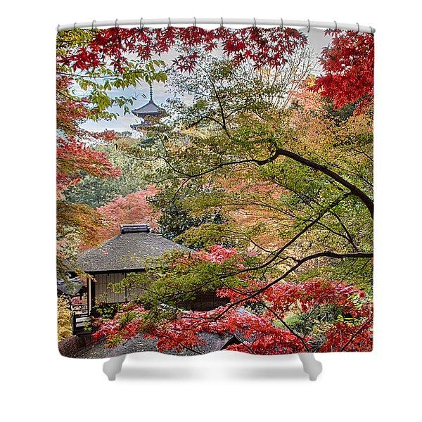 Autumn  Shower Curtain