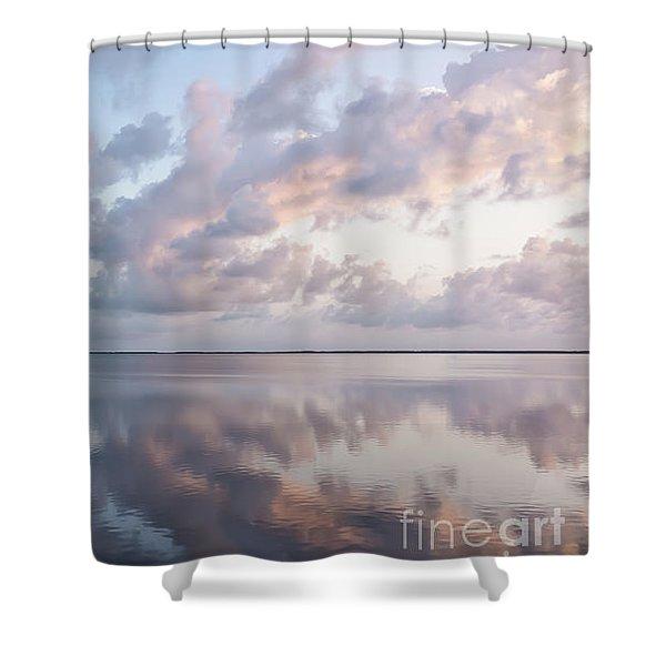 Awakening At Sunrise Shower Curtain