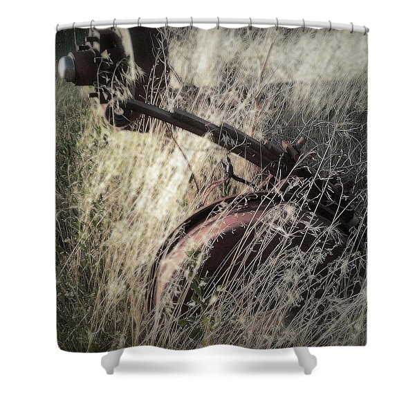 Axel Shower Curtain