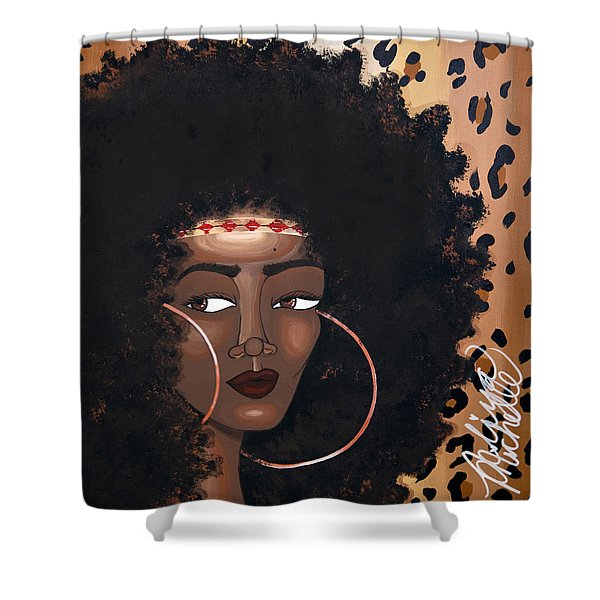 Azima Shower Curtain
