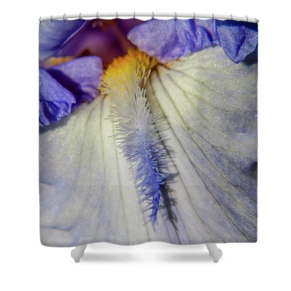 Baby Blue Shower Curtain