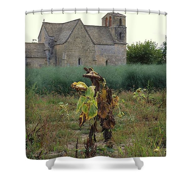Back From Church Shower Curtain