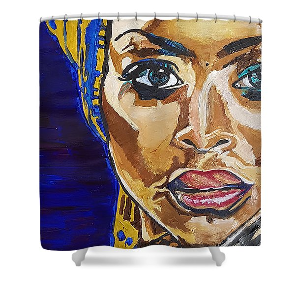 Baduizm Shower Curtain