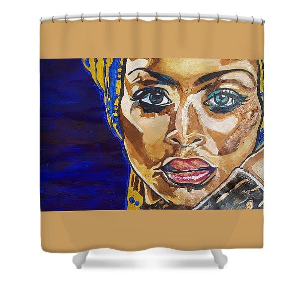 Baduizm Shower Curtain