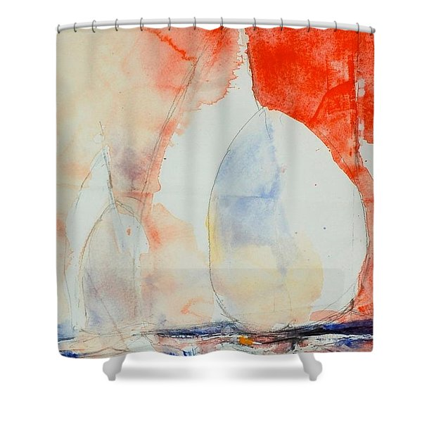 Bag Full Shower Curtain