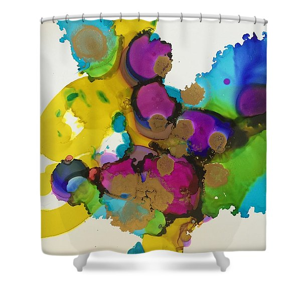 Be More You Shower Curtain