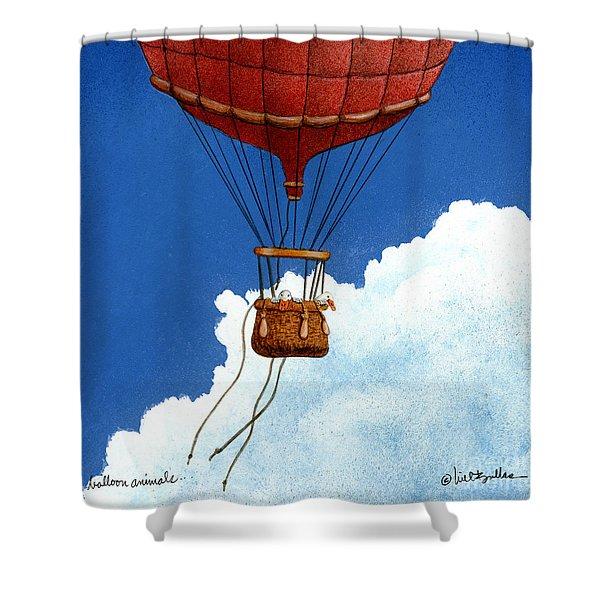 Balloon Animals... Shower Curtain