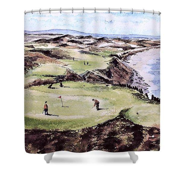 Ballybunion Gc, Kerry Shower Curtain