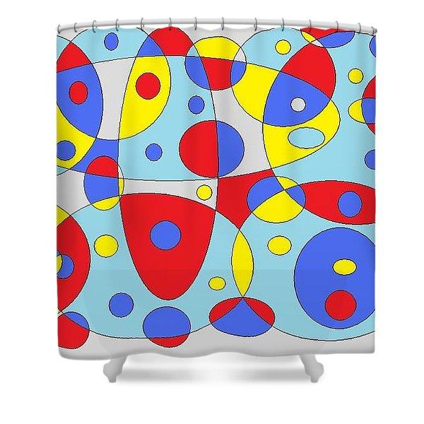 Baloony Shower Curtain