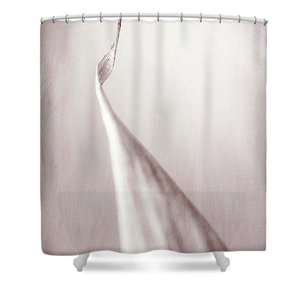 Bamboo Leaf Shower Curtain