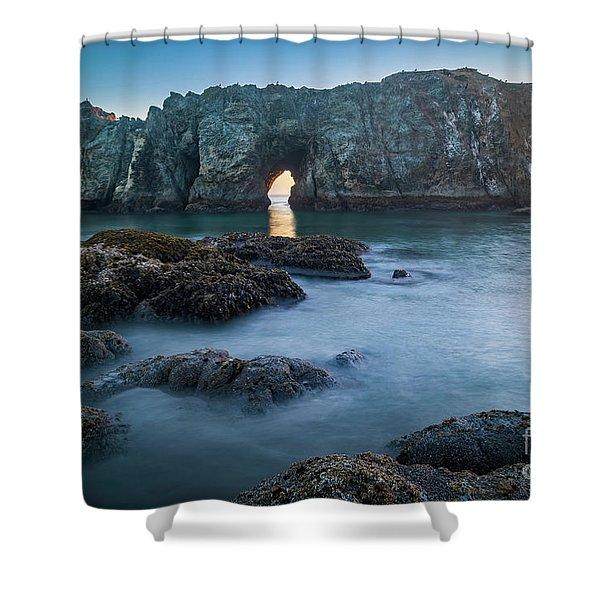 Bandon Arch Shower Curtain