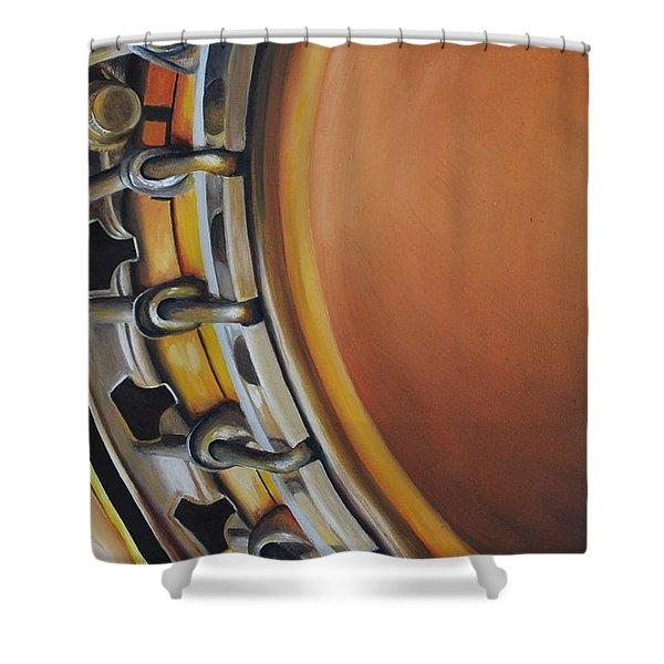 Banjo Shower Curtain