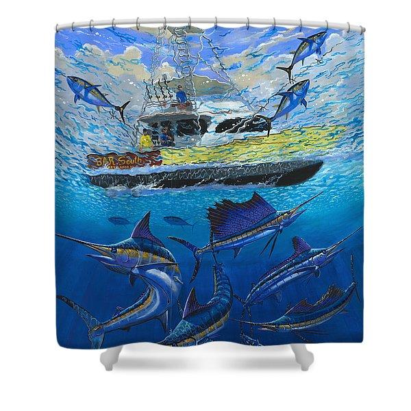 Bar South Shower Curtain