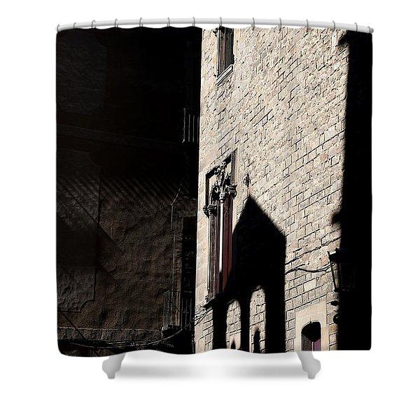 Barcelona 2 Shower Curtain