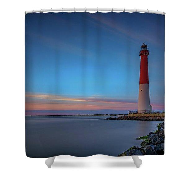 Barnegat Inlet Shower Curtain