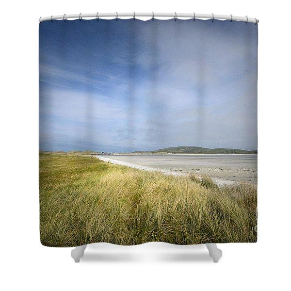 Barra Airport Shower Curtain