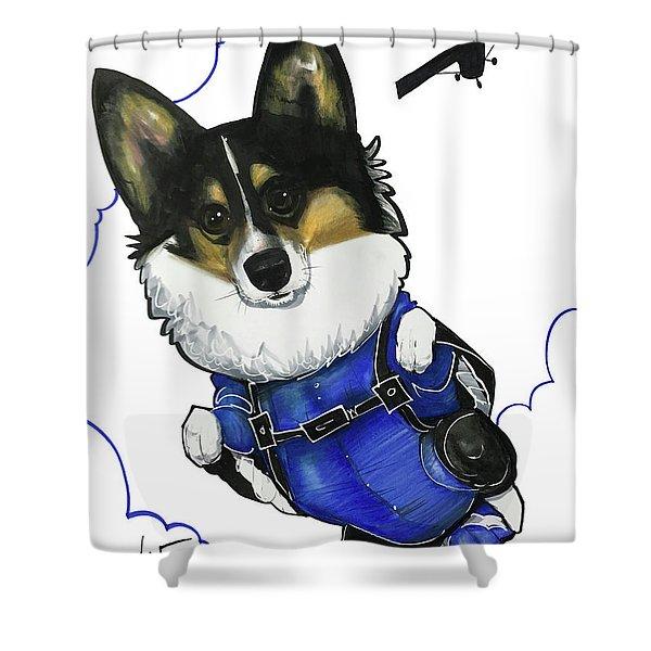 Bartecki 3545 Shower Curtain