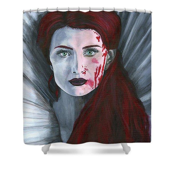 Bathory Shower Curtain