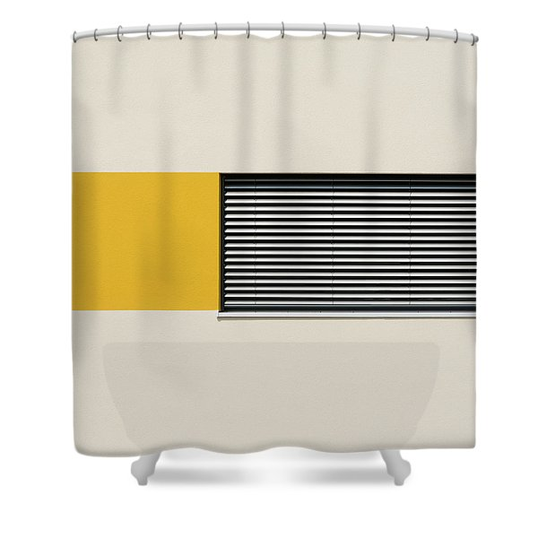 Bavarian Minimal 2 Shower Curtain