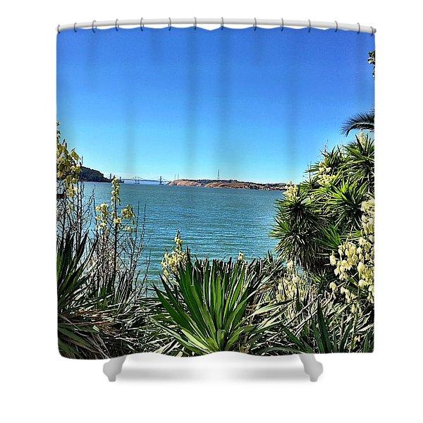 Bayview Shower Curtain