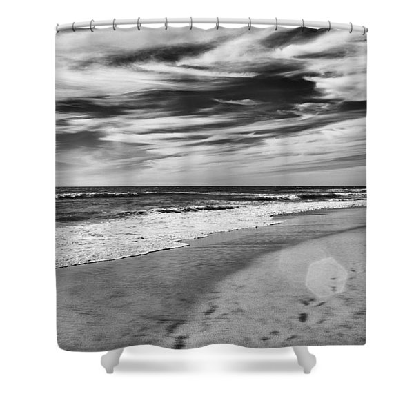 Beach Break Shower Curtain