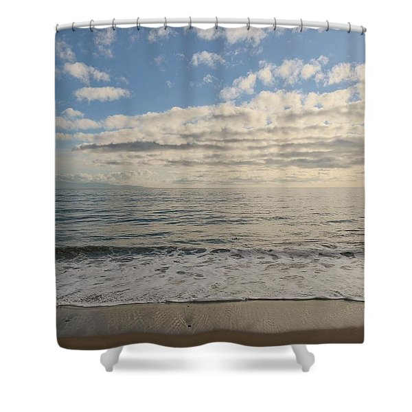 Beach Day - 2 Shower Curtain