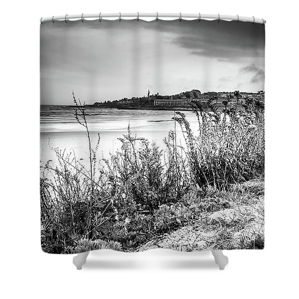 Beach In Ogunquit Shower Curtain