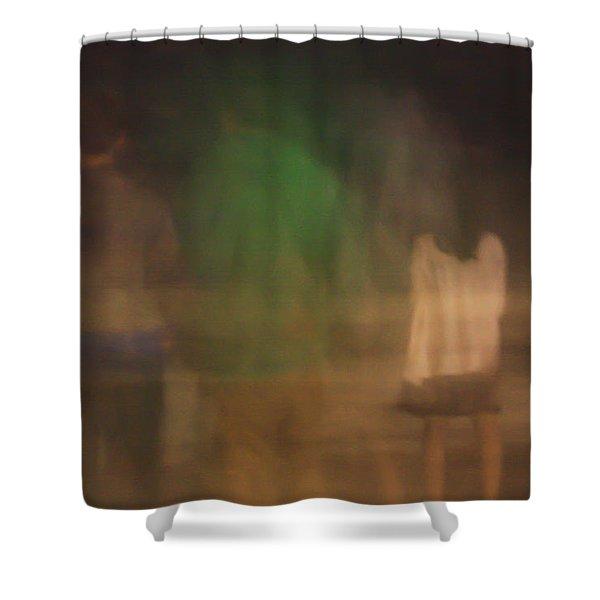 Beach Nite 1 Shower Curtain