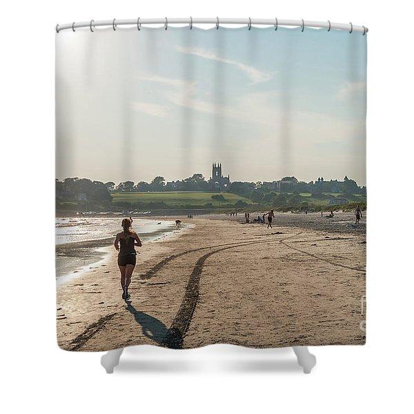 Newport Shower Curtain