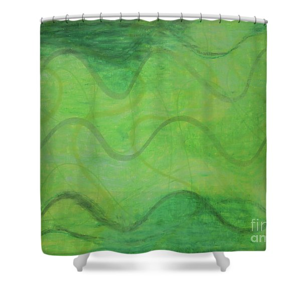 Beachday Shower Curtain