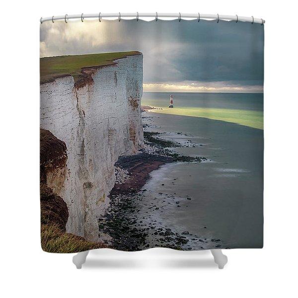 Beachy Head - England Shower Curtain