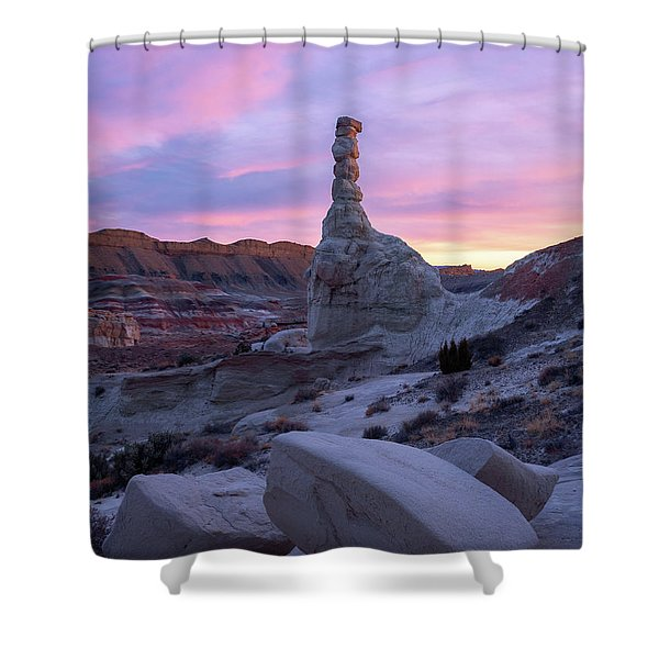 Beacon Shower Curtain