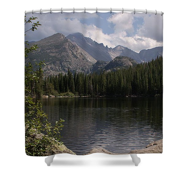 Bear Lake 1 Shower Curtain