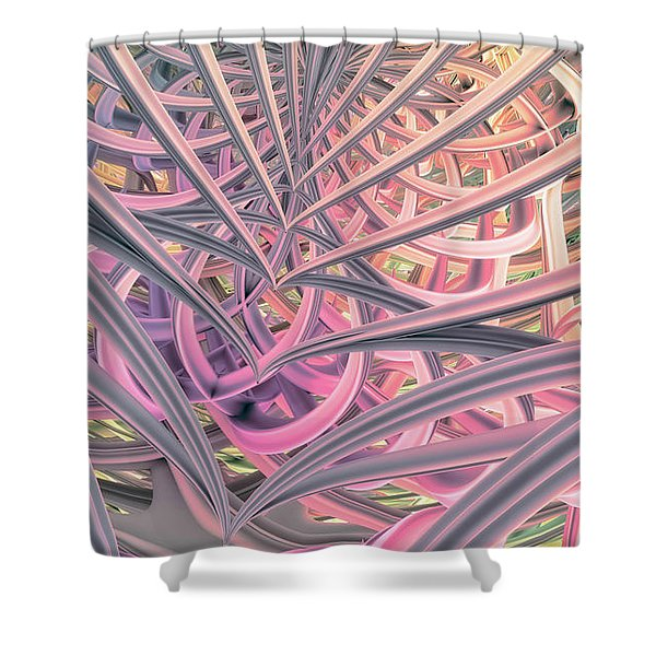 Beautiful Cage Shower Curtain