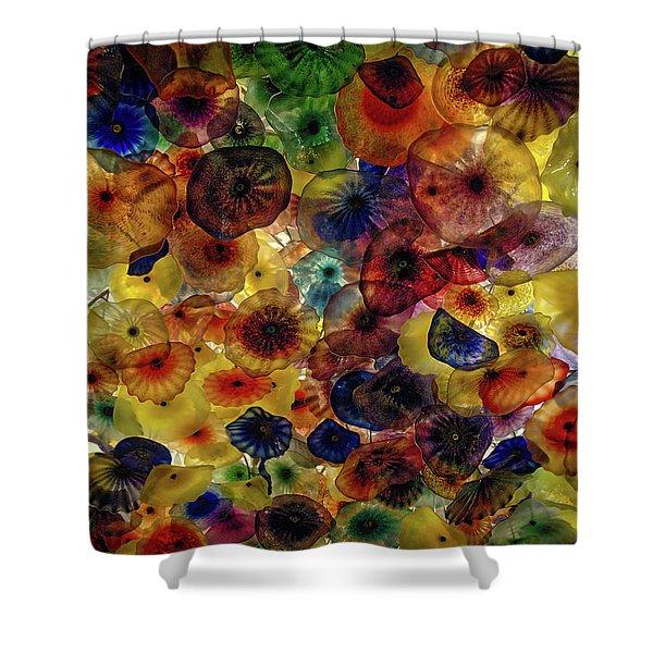 Beautiful Colors Shower Curtain