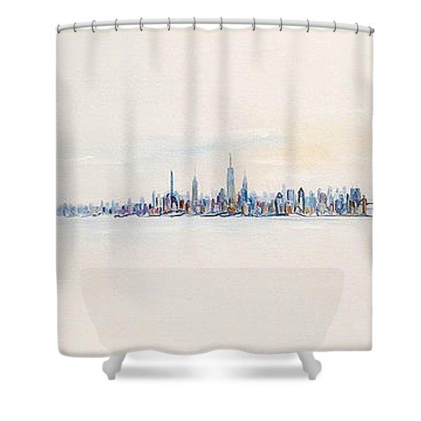 Beautiful Morning Shower Curtain