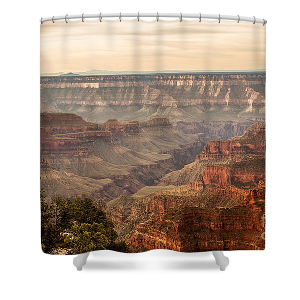 Beautiful North Rim Shower Curtain
