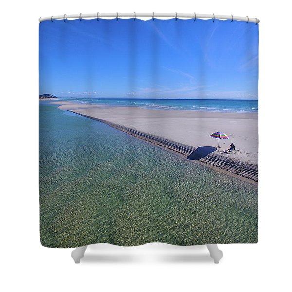 Beautiful One Day And Perfect The Next Shower Curtain
