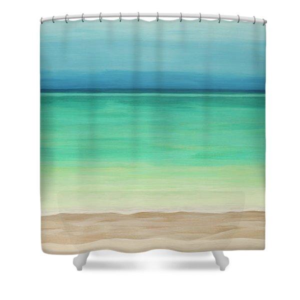 Beautiful Waters Shower Curtain